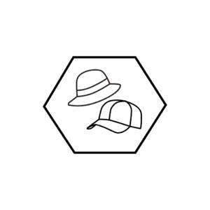 Suomalaiset hattujen ompelukaavat. PDF hattu kaavat. Naisten hattun kaava ompelua