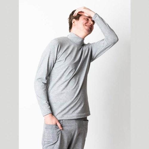 Pentti miesten pusero pitkähihaisena