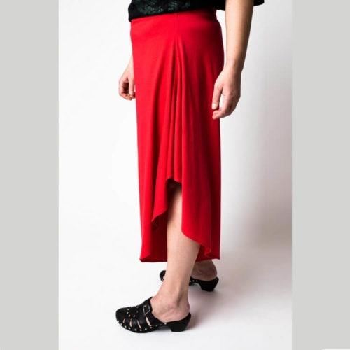 Rebekka housut ompelukaavan lahje