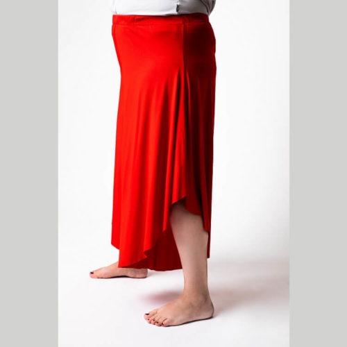 Rebekka naisten housut ompelukaava on istuva