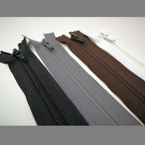 Opti vetoketju 30 cm musta harmaa ruskea valkoinen