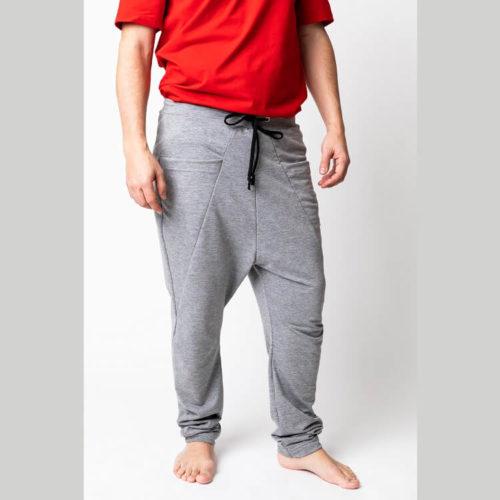 Salomo baggy housuihin voi laittaa riittävästi pituutta