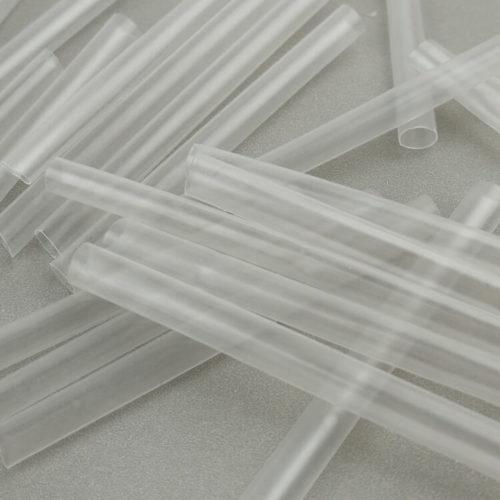 Karkaasiliitos läpinäkyvä sopii muovikarkaasille ja alulumiiniselle karkaasille Millinery Wire