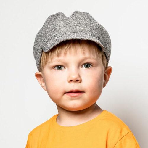 Kilpukka lippiksen kaava lapsen hattu