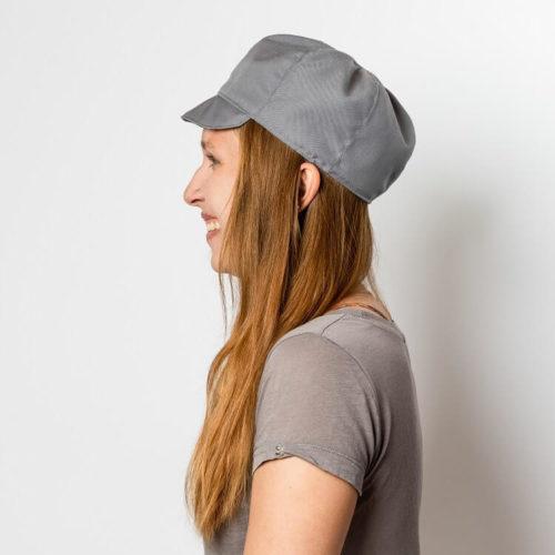 Kilpukka lippiksen hattukaava ompeluun