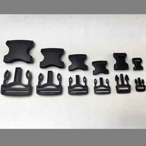 Pistosolki 10, 15, 20, 25, 30 ja 38 mm
