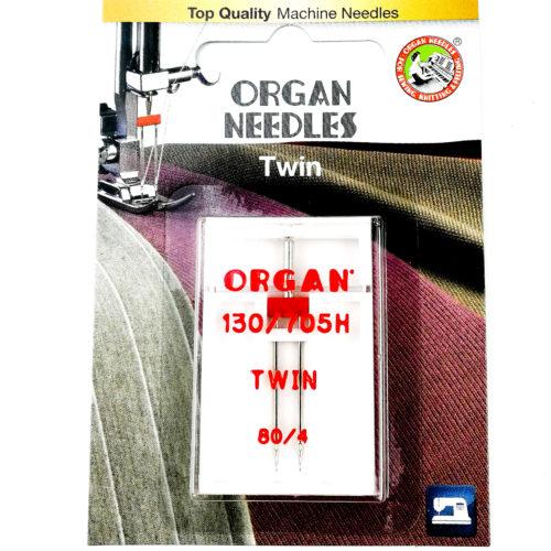 Kaksoisneula Organ 130/705H