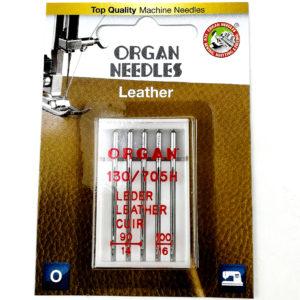 Nahkaneula Organ 130/705H