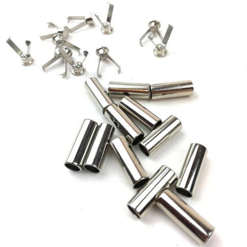 metallinen nauhanpää