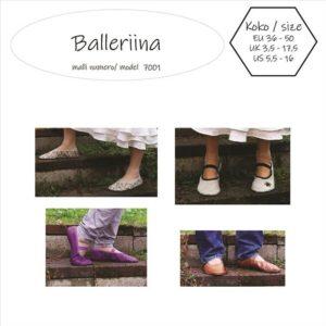 Aikuisten paljasjalkakenkien ja tossujen kaavat barefoot shoe pattern multiple sizes