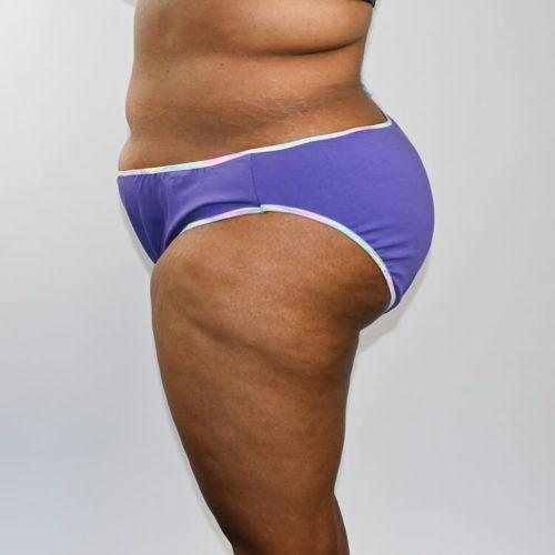 Alina alushousujen kaavassa on 2 eri vyötärökorkeutta, erillinen haarakiila ja 5 erilaista jalantietä
