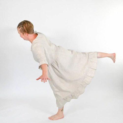 Lilli mekon ompelukaava