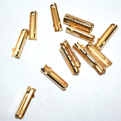 Nauhanpää metallia, puristettava