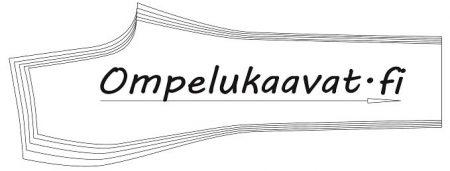 Ompelukaavat.fi kaupasta löytyy ompelukaavat ja ompelutarvikkeet sekä ohjeet ja hyötyvinkit.